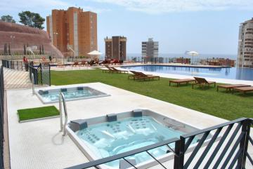Apartment in Sunset Drive Benidorm 1 Nº 573 in España Casas