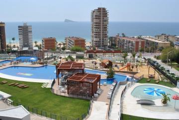 Apartamento en Sunset Drive Benidorm 2 Nº 239 in España Casas